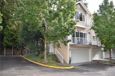 Redmond Condo/Townhouse For Sale: 17914 NE 90th St #A