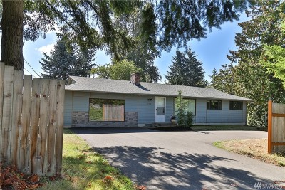 Renton Single Family Home For Sale: 14447 SE 192nd St