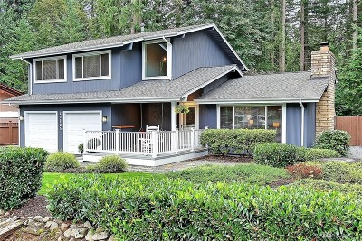 Sammamish Single Family Home For Sale: 25225 SE 31st Place
