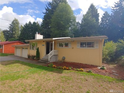 Bothell Single Family Home For Sale: 9303 NE 184th Pl