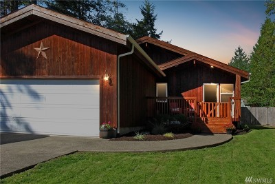 Shelton Single Family Home For Sale: 5541 E Agate Rd