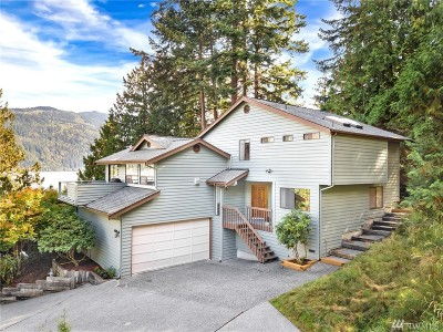 Bellingham Single Family Home Pending Inspection: 14 Sanwick Point Ct