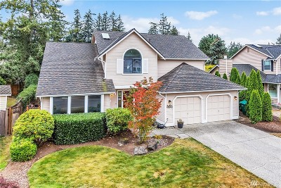 Mukilteo Single Family Home For Sale: 5828 111th St SW