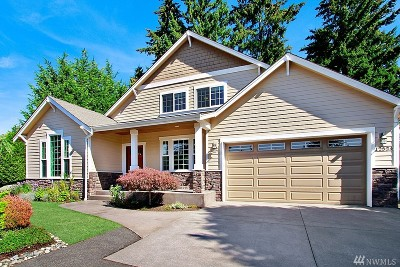 Single Family Home For Sale: 12524 5th Ave NE
