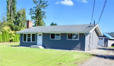 Puyallup Single Family Home For Sale: 10723 Sr 162 E
