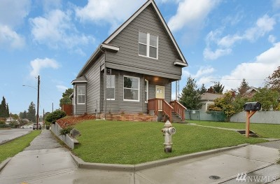 Tacoma Single Family Home For Sale: 6846 S Park Ave