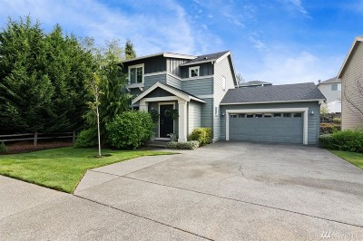 Gig Harbor Single Family Home For Sale: 5137 Bering St NW