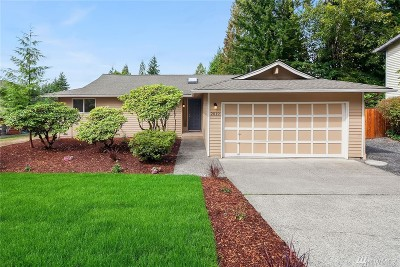 Bellevue Single Family Home For Sale: 2019 165th Place SE