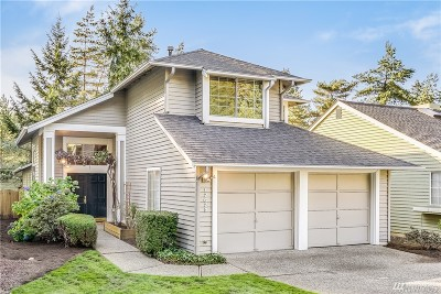 Kirkland Single Family Home For Sale: 12625 102nd Ave NE