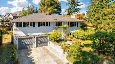 Shoreline Single Family Home For Sale: 19855 19th Ave NW