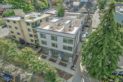 Seattle Single Family Home For Sale: 1007 W Howe St