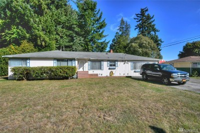 Lacey Single Family Home For Sale: 4708 16th Ave SE