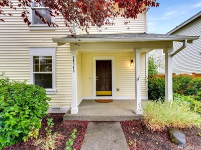 North Bend, Snoqualmie Single Family Home For Sale: 34516 Cottonwood Dr SE