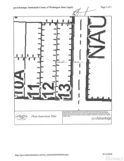 Residential Lots & Land For Sale: 1200 Hewitt Ave