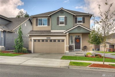 Lacey Single Family Home For Sale: 2437 Fiddleback St NE