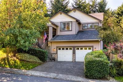 Auburn Single Family Home For Sale: 909 Pike St NW