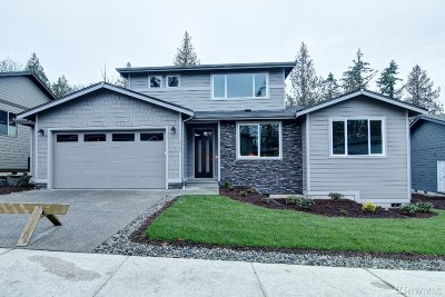 Whatcom County Single Family Home Pending: 1225 Brookstone Dr