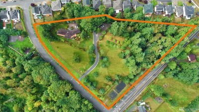 Auburn Residential Lots & Land For Sale: 13100 SE 299th St