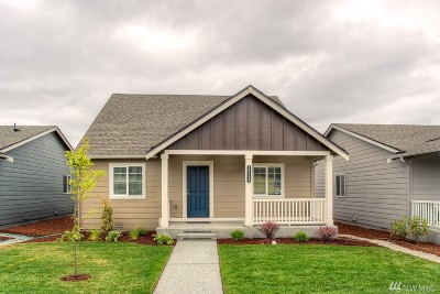 Puyallup Single Family Home For Sale: 10588 188th St E #236