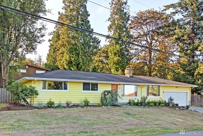 Redmond Single Family Home For Sale: 8405 140th Ave NE