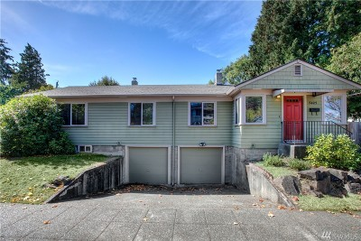 Seattle Multi Family Home For Sale: 302 NW 84th St
