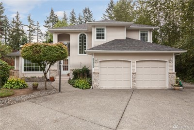 Lake Tapps Single Family Home For Sale: 17912 Driftwood Dr E