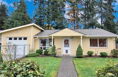 Renton Single Family Home For Sale: 663 Redmond Ave NE