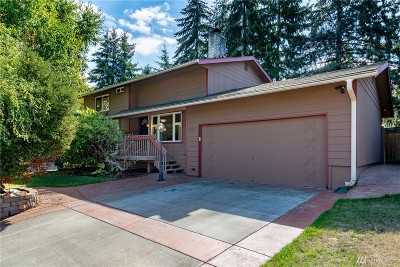 Federal Way Single Family Home For Sale: 2653 SW 333rd Place