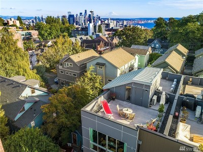 Seattle Single Family Home For Sale: 315 W Galer #105