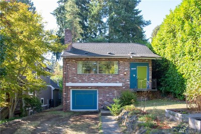 Seattle Single Family Home For Sale: 1523 NE 97th
