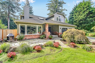 Sammamish Single Family Home For Sale: 26002 30th St