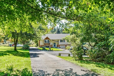 Snohomish Single Family Home For Sale: 20502 Dubuque Rd