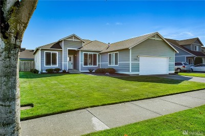 Lynden Single Family Home Sold: 1388 Colony Ct