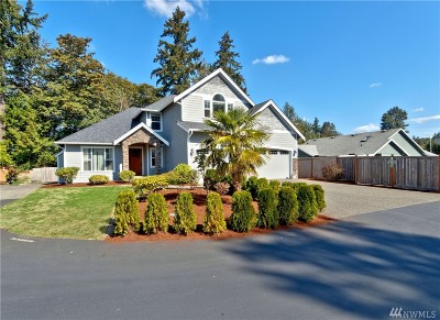 Renton Single Family Home For Sale: 5402 NE 1st St