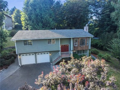 Snohomish Single Family Home For Sale: 16514 Broadway Ave