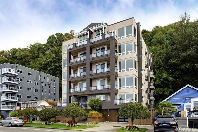 Seattle Condo/Townhouse For Sale: 1502 Alki Ave SW #202