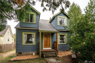 Olympia Single Family Home For Sale: 1335 Tullis St NE