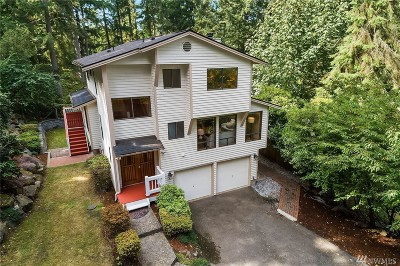 Bellevue Single Family Home For Sale: 4133 158th Ave SE