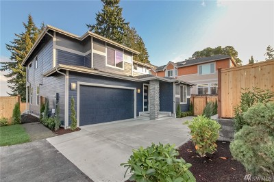 SeaTac Single Family Home For Sale: 3422 S 164th St
