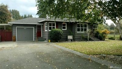 Stanwood Single Family Home Contingent: 28217 80th Ave NW