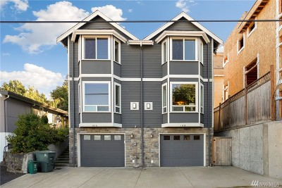Seattle Single Family Home For Sale: 114 W Florentia St