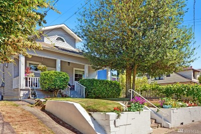 Seattle Single Family Home For Sale: 966 21st Ave