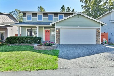 Lynnwood Single Family Home For Sale: 2526 149th Place SW