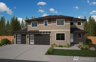 Sumner Single Family Home For Sale: 7320 148th Av Ct E