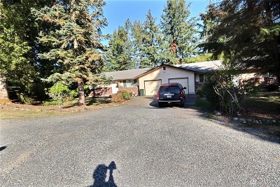 Puyallup Multi Family Home For Sale: 12809 79th St Ct E
