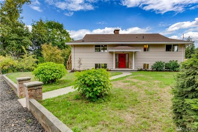 Silverdale Single Family Home For Sale: 8467 Knute Lane NW