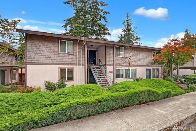 Edmonds Condo/Townhouse For Sale: 7421 212th St SW #10