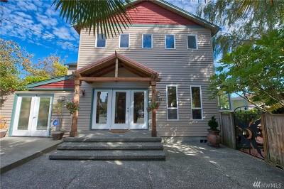 Anacortes WA Single Family Home For Sale: $549,000