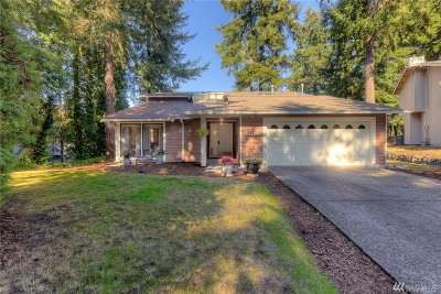Federal Way Single Family Home For Sale: 32122 4th Ave SW