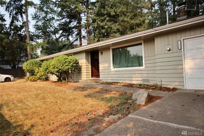 Renton Single Family Home For Sale: 13908 156th Ave SE